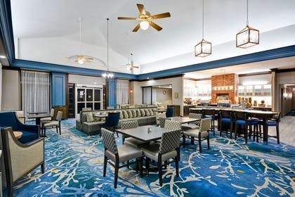 Restaurant | Homewood Suites by Hilton Dallas-Lewisville