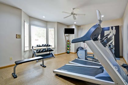 Health club | Homewood Suites by Hilton Dallas-Lewisville
