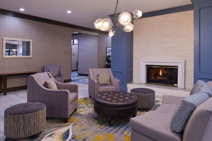 Lobby | Homewood Suites by Hilton Dallas-Lewisville