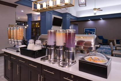 Breakfast Area | Homewood Suites by Hilton Dallas-Lewisville