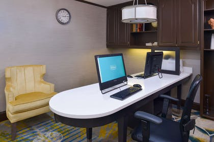 Business Center | Homewood Suites by Hilton Dallas-Lewisville