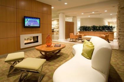 Lobby | Hilton Garden Inn Dallas Richardson