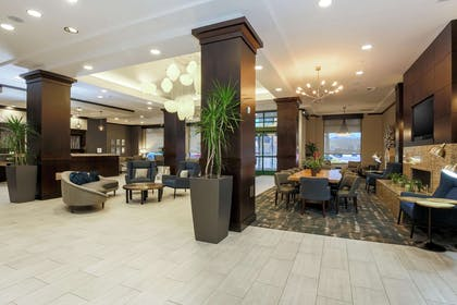 Reception | Hilton Garden Inn Arlington Shirlington