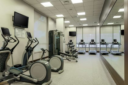 Health club | Hilton Garden Inn Arlington Shirlington