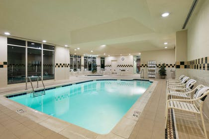 Pool | Hilton Garden Inn Washington DC/Greenbelt
