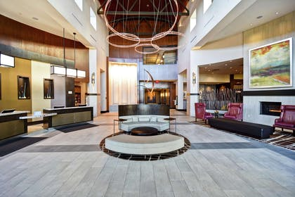 Reception | Embassy Suites by Hilton Springfield