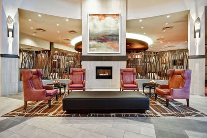 Lobby | Embassy Suites by Hilton Springfield