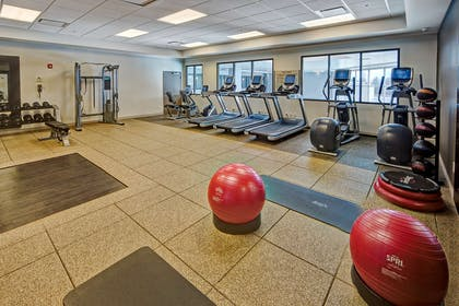 Health club | DoubleTree by Hilton Hotel Decatur Riverfront