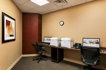 Business Center | Embassy Suites Chicago - North Shore/Deerfield
