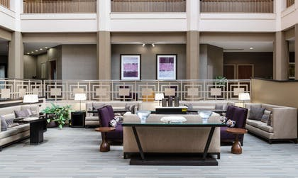 Lobby | Embassy Suites Chicago - North Shore/Deerfield