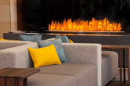 Lobby | Homewood Suites by Hilton Denver Downtown - Convention Center