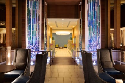 Lobby | Embassy Suites by Hilton Denver Downtown Convention Center