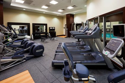 Health club fitness center gym | Embassy Suites by Hilton Denver Downtown Convention Center