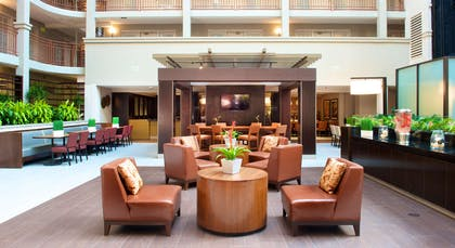 Reception | Embassy Suites by Hilton Denver Tech Center North