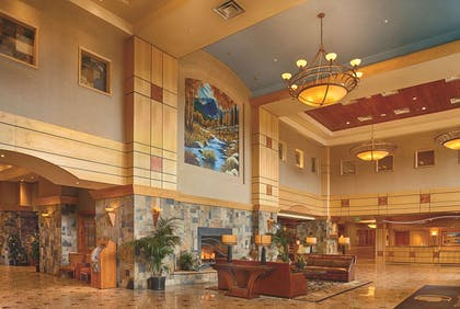 Reception | DoubleTree by Hilton Hotel Denver - Stapleton North