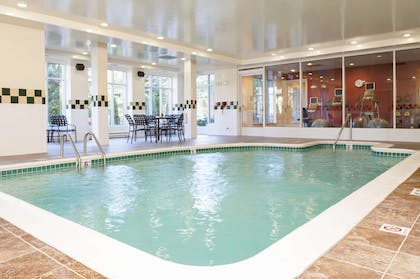 Pool | Hilton Garden Inn Plymouth