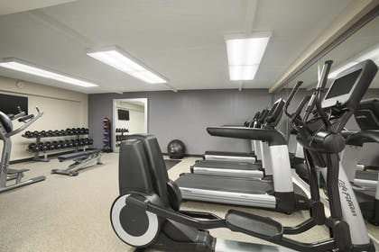 Health club | DoubleTree by Hilton Hotel Dallas - DFW Airport North
