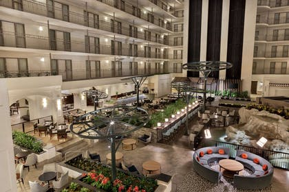 Lobby | Embassy Suites by Hilton Dallas DFW Airport South