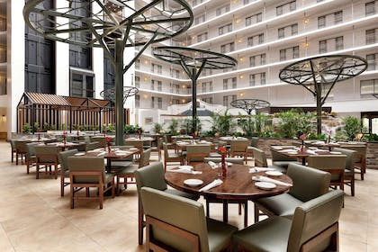 Restaurant | Embassy Suites by Hilton Dallas DFW Airport South