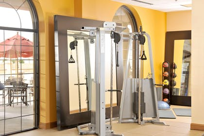 Health club | Embassy Suites by Hilton Des Moines Downtown