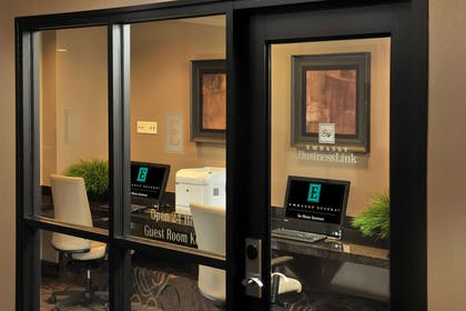 Business Center | Embassy Suites by Hilton Des Moines Downtown