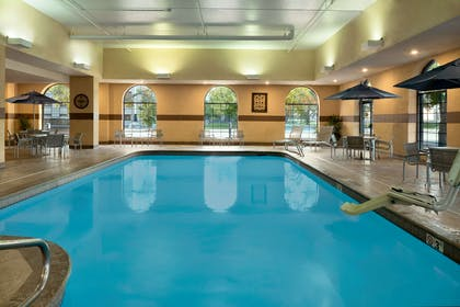 Pool | Embassy Suites by Hilton Des Moines Downtown