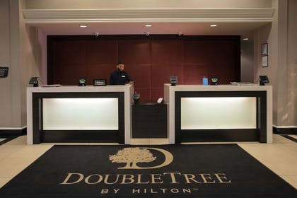 Reception | DoubleTree Suites by Hilton Detroit Downtown - Fort Shelby