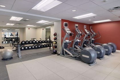 Health club | DoubleTree Suites by Hilton Detroit Downtown - Fort Shelby