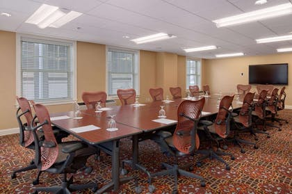 Meeting Room | DoubleTree Suites by Hilton Detroit Downtown - Fort Shelby