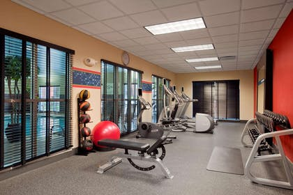 Health club | Hampton Inn & Suites Detroit / Airport - Romulus
