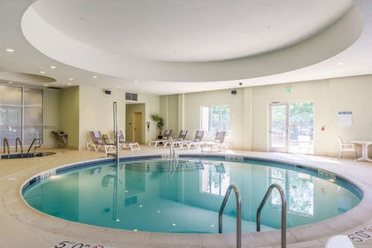 Pool | Embassy Suites by Hilton Newark Airport