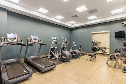 Health club | Embassy Suites by Hilton Newark Airport