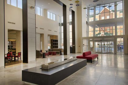 Lobby | Embassy Suites by Hilton Newark Airport
