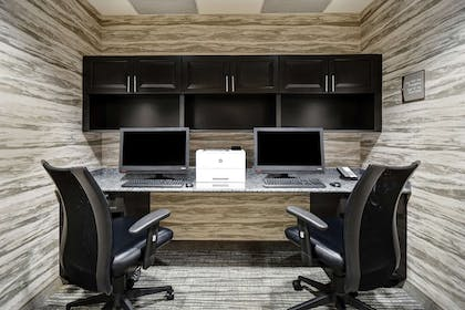 Business Center | Homewood Suites by Hilton Edgewater