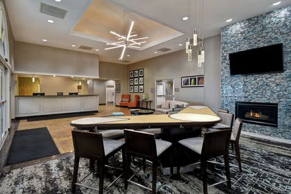 Reception | Homewood Suites by Hilton Edgewater