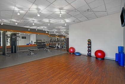 Health club | Hilton Hasbrouck Heights/Meadowlands