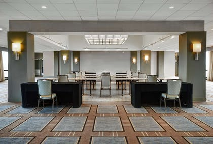 Meeting Room | Hilton Hasbrouck Heights/Meadowlands