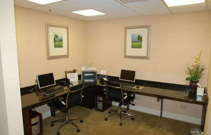 Business Center | Doubletree by Hilton Hotel Fayetteville