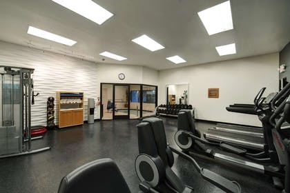 Health club | DoubleTree by Hilton Hotel Flagstaff