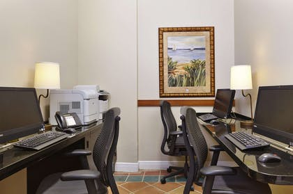 Business Center | Embassy Suites by Hilton Fort Lauderdale 17th Street