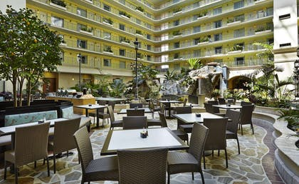 Lobby | Embassy Suites by Hilton Fort Lauderdale 17th Street