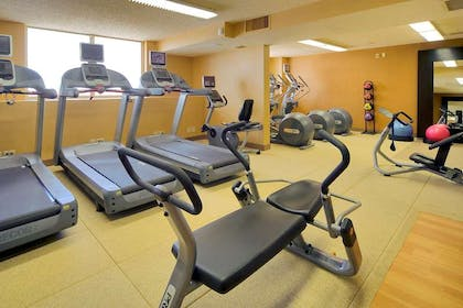Health club fitness center gym   Embassy Suites by Hilton Fort Lauderdale 17th Street