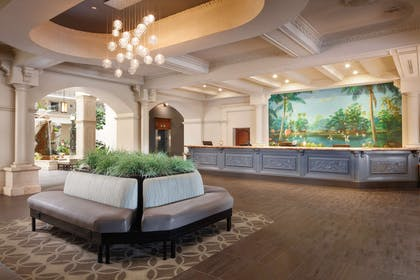 Reception   Embassy Suites by Hilton Fort Lauderdale 17th Street