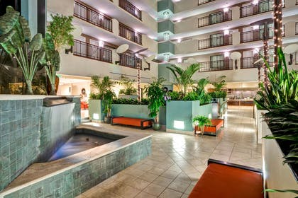 Lobby | Embassy Suites by Hilton Fort Myers Estero