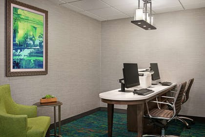 Business Center | Homewood Suites by Hilton Fort Myers