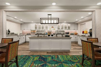 Breakfast Area | Homewood Suites by Hilton Fort Myers