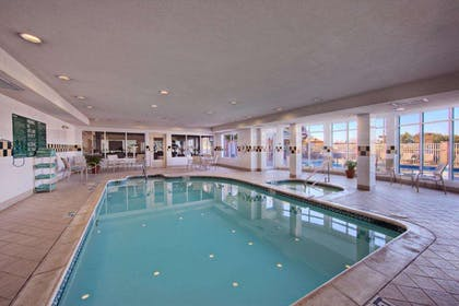 Pool | Hilton Garden Inn Fort Worth/Fossil Creek