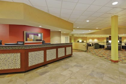 Reception | DoubleTree by Hilton Holland