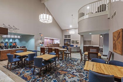 Lobby | Homewood Suites by Hilton Greensboro Airport