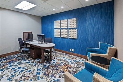Business Center | Homewood Suites by Hilton Greensboro Airport
